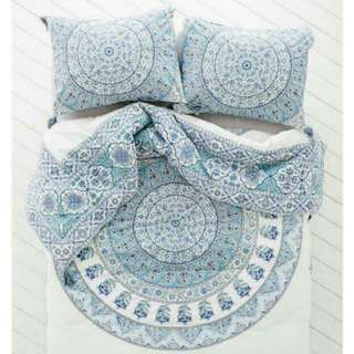 Looking For Tribal Bedsheet With Pillow Case