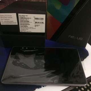 Asus Nexus 7 1st gen 32gb