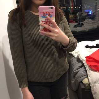 Zara knit jumper