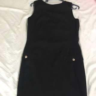 Jessica black dress