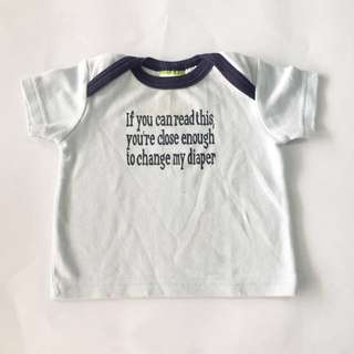 Kidgets statement shirt for boys