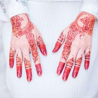 Servis Fotografi Perkahwinan ( Jurugambar Wanita)