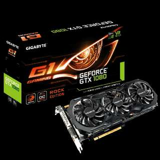 Gigabyte Gtx 1080 Rock Edition