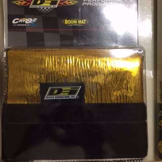 DEI - 28 inch Long Cool Cover Gold. Black Thread (new)