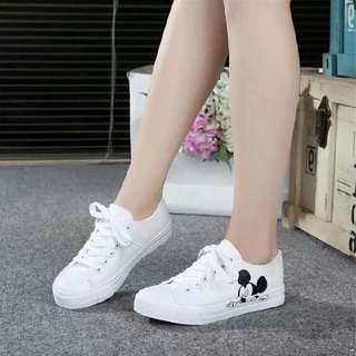 Mickey rubber shoes