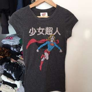 Top super girl
