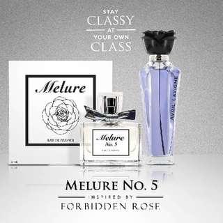Melure Perfume ( Mesra Solat)