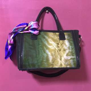 Hand / Shoulder Bag From secosana brand