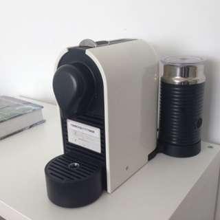 UMilk Nespresso machine