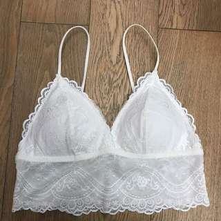 6ixty 8ight lace bralet