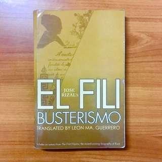 El Filibusterismo (English)