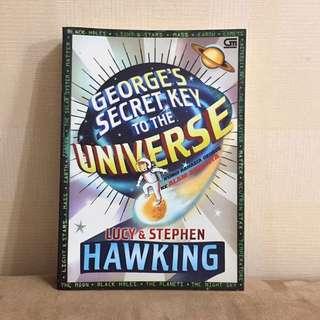 Novel George's Secret Key to The Universe
