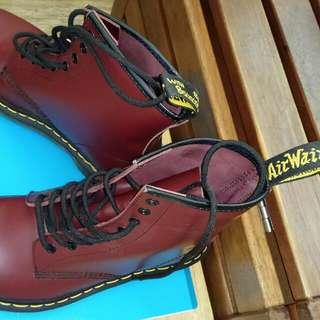 男裝 新淨半桶靴