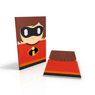 Mrs Incredible - The Incredibles Note Book