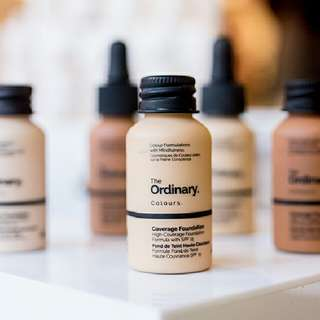 The Ordinary Colours By Deciem