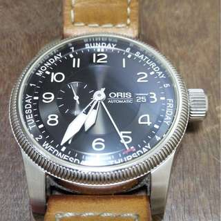 Oris Big Crown Small Second Date Pointer