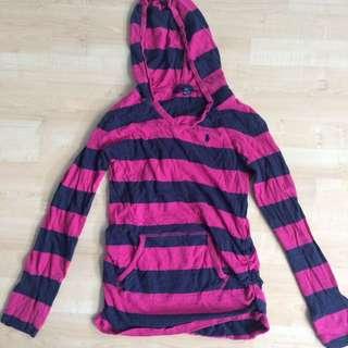Ralph Lauren Long Sleeve hooded shirt