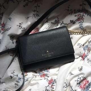 •• (Kate Spade) Clutch/Side bag