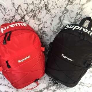Supreme Cordura Backpack Jansport Kipling Sports Travel Bag