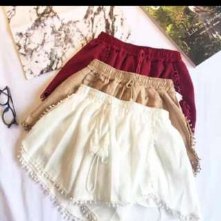 Tassels Shorts