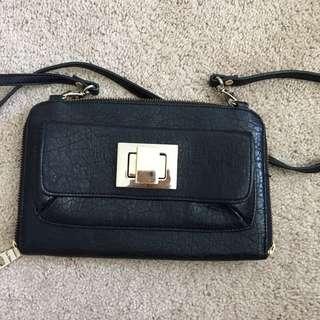 La Diva Real Leather Wallet