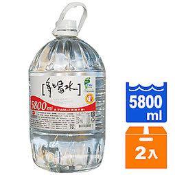 免運【味丹】多喝水2入(桶裝 5800 ml) #含運最划算