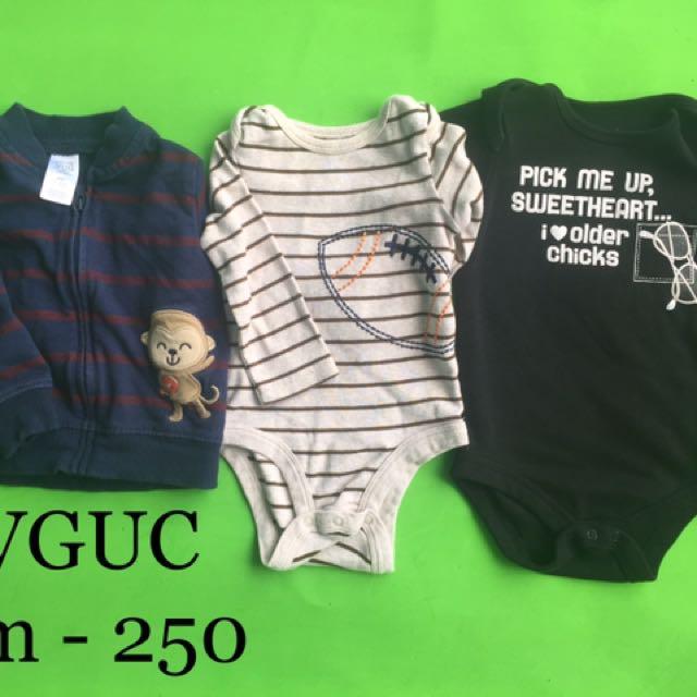 6m baby boy clothes