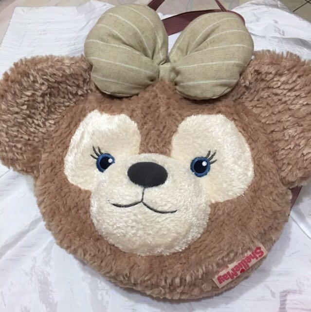 達菲熊大頭包