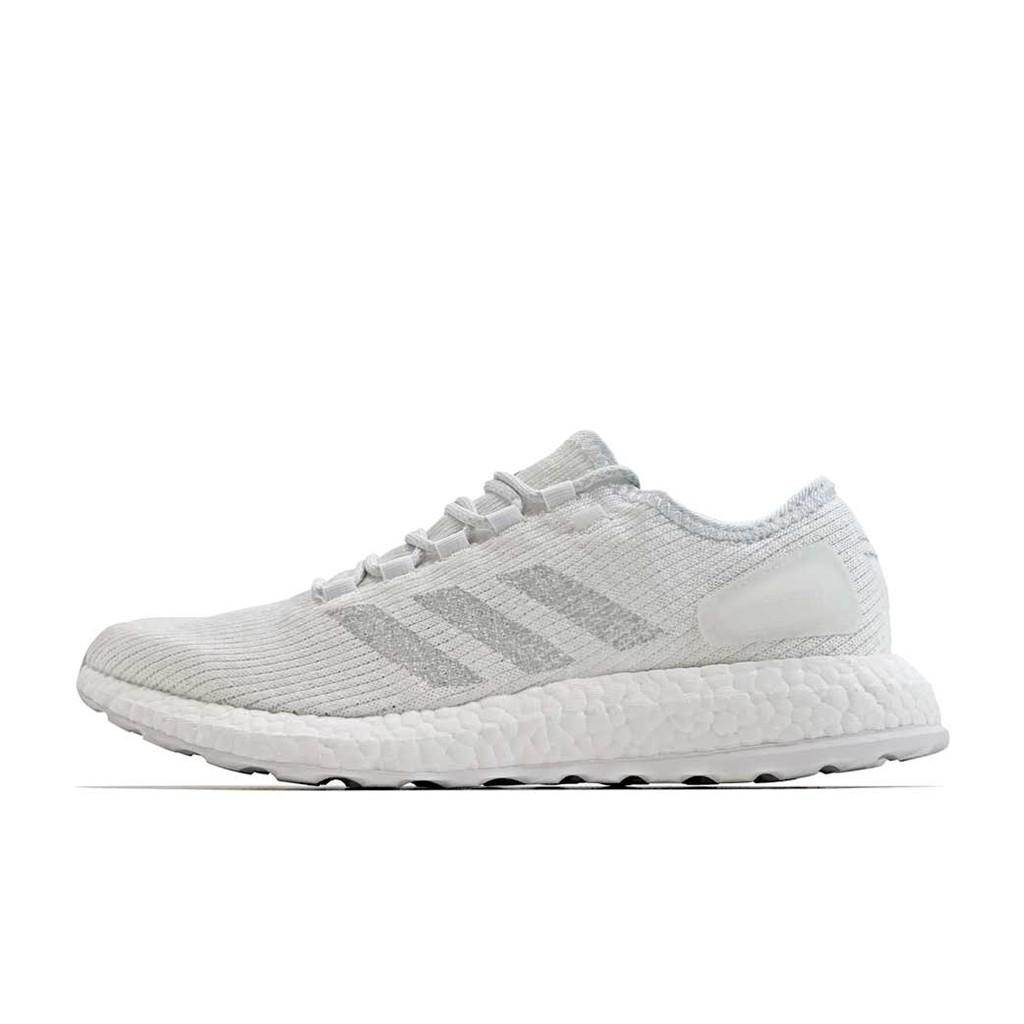 super popular a7ff0 54304 【香港專櫃正品 假一賠十Adidas PureBoost Climacool 'Off White' BA9058 男慢跑鞋
