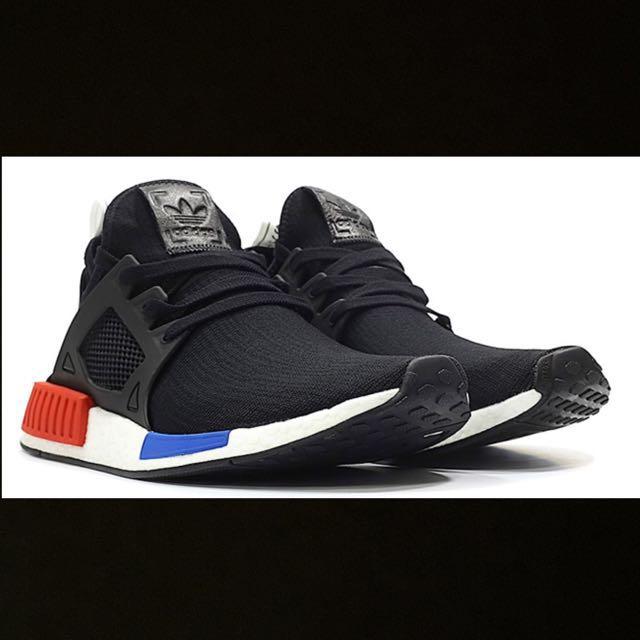 Adidas Nmd Xr1 Og Men S Fashion Footwear On Carousell