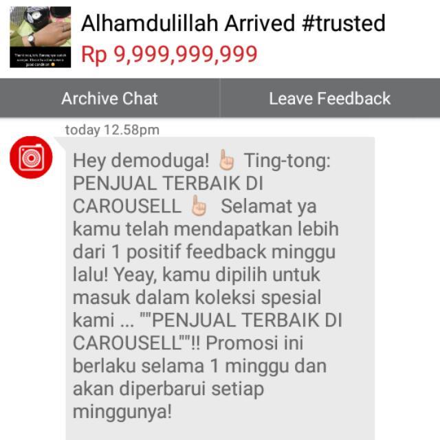 Alhamdulillah. Thank You ❤