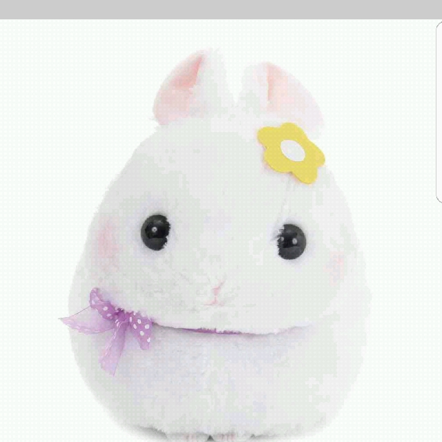 Amuse Usadama Chan Rabbit Jumbo Plush