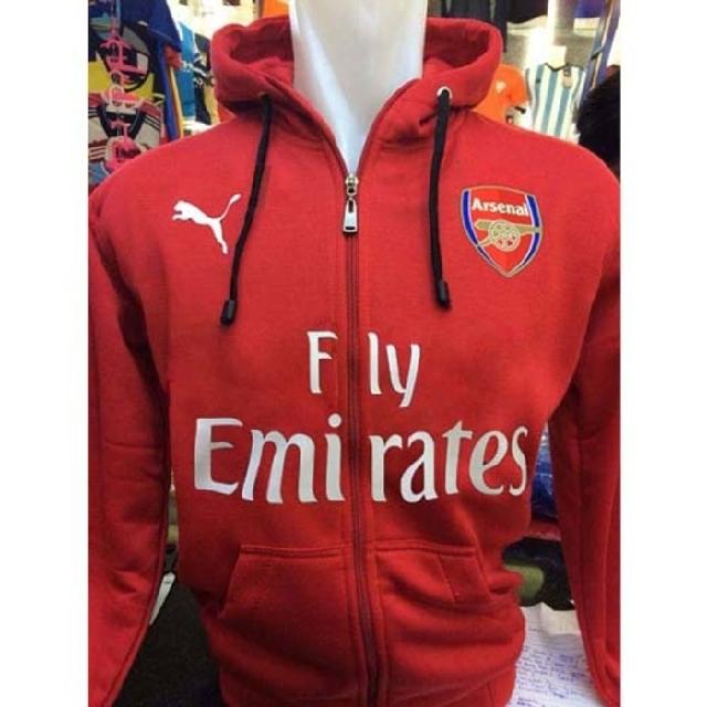 6db109ec5 Arsenal Hoodie& Jacket/sweater, Sports, Sports Apparel on Carousell