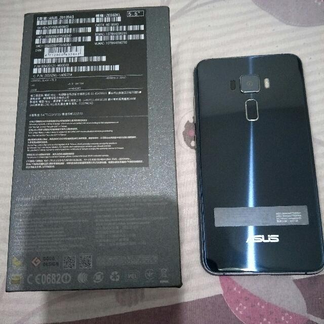 ASUS ZE552KL 5.5吋
