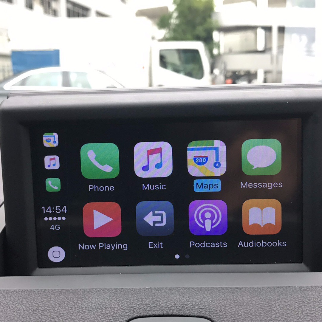 AUDI A1, A3, A4, A5, Q3, Q5 MultiMedia Upgrade System for Audi Cars; https://www.facebook.com ...