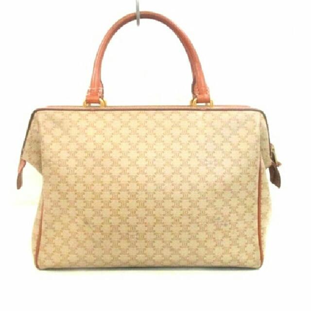 Authentic CELINE Macadam Handbag