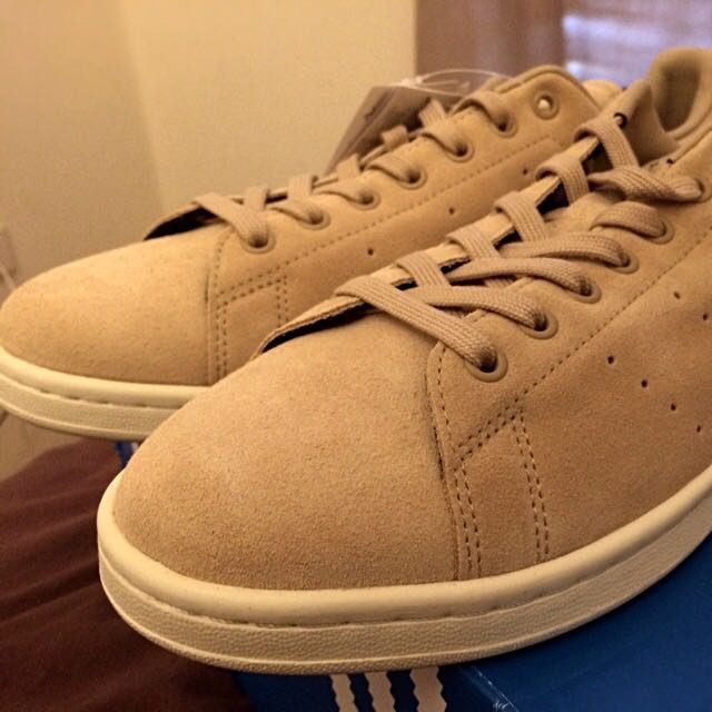 Authentic Stan Smith in Beige
