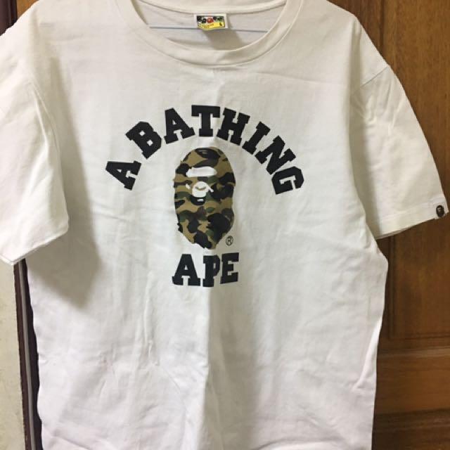 Bape Ape A Bathing Ape 1st Camo 綠迷彩