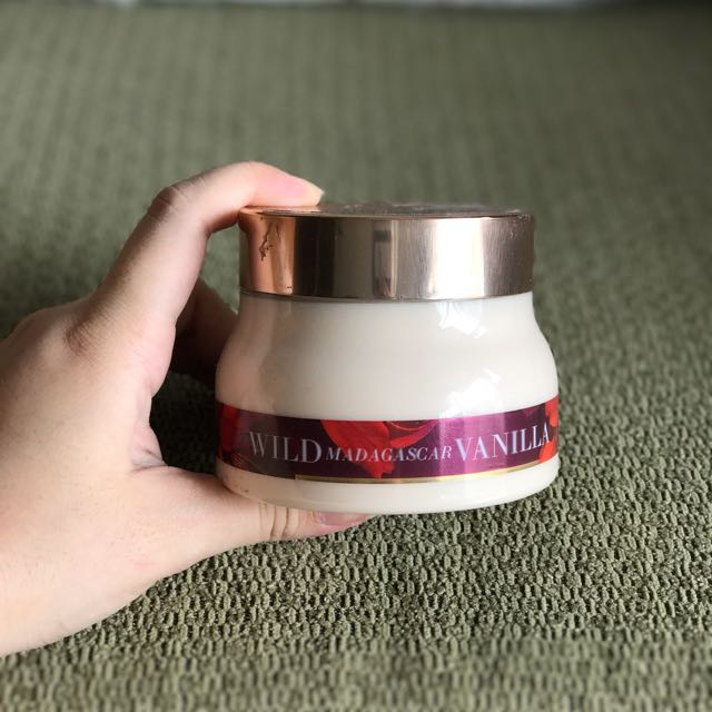 Bath & Body Works Wild Madagascar Vanilla Body Souffle