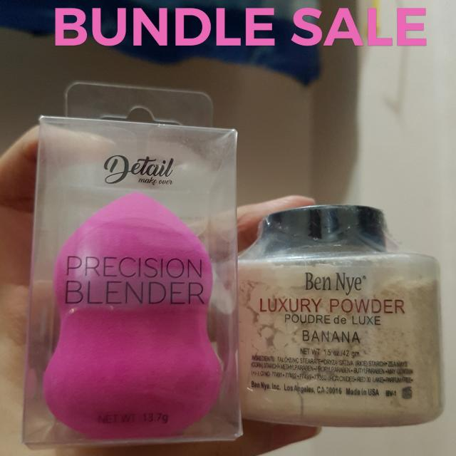 BenNye Powder Bundle With Blender Precision