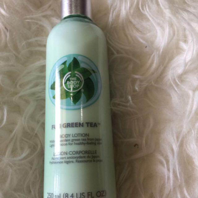 Body Shop Fuji Green Tea Body Lotion 250ml