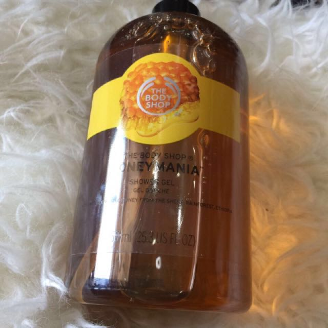 Body Shop Honey Mania Shower Gel 750ml