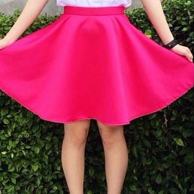 By and co skirt