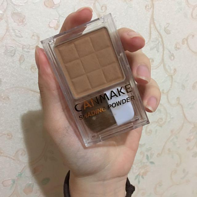 已降價!Canmake 小顏粉餅 近全新 03 色號 日本帶回