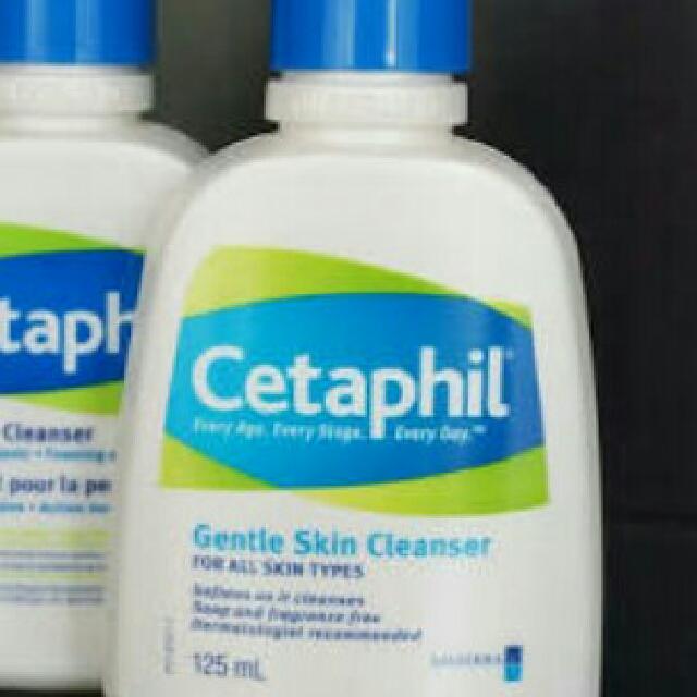 Cetaphil Facial Wash