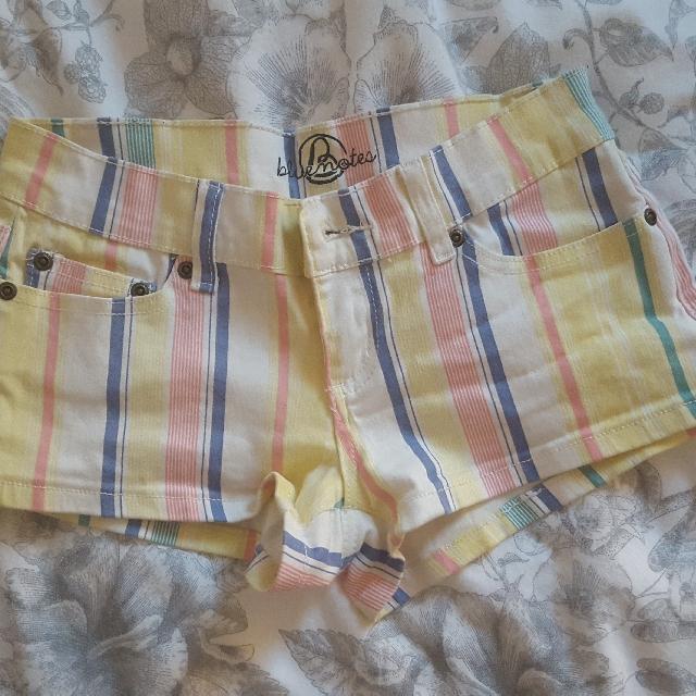 Colourful Short