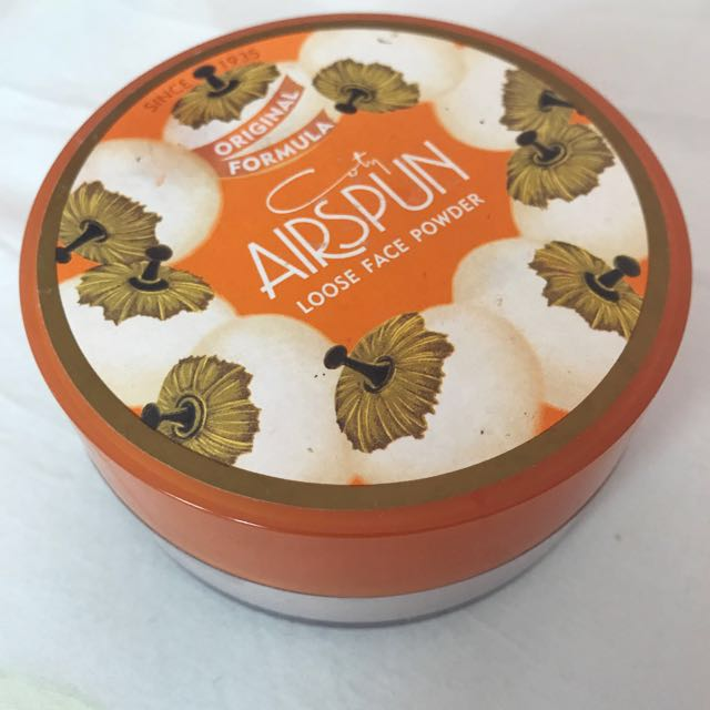 Coty Airspun loose powder (Translucent)