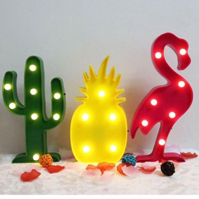 Decorating Lamp / Night Lamp