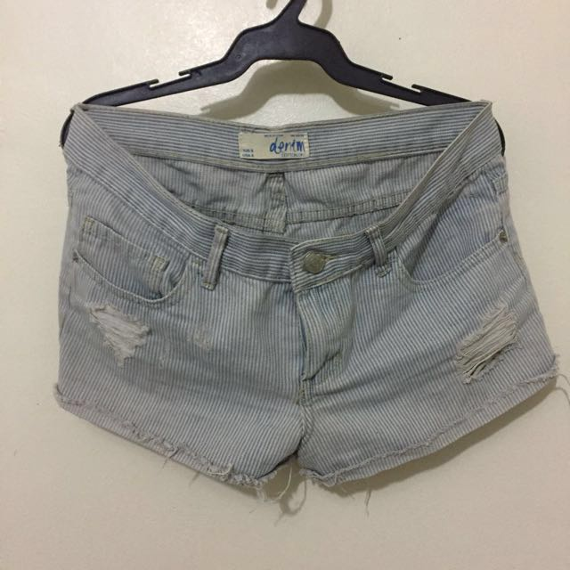 Denim Cotton On Short