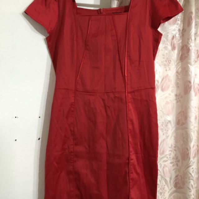 Dress once used almost new